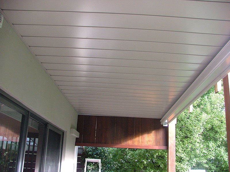 Waterproof Under Deck With Underdeck